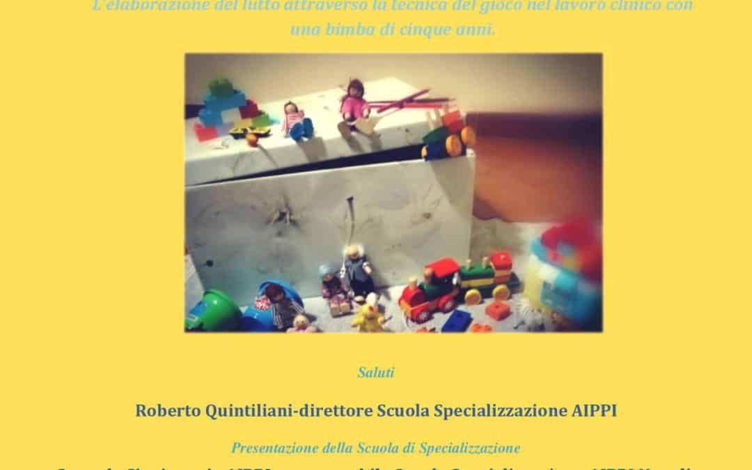 Open Day della scuola di specializzazione AIPPI